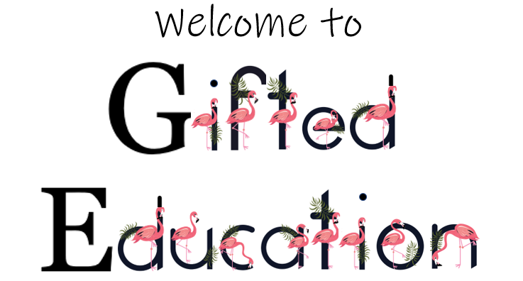 welcome to gifted banner